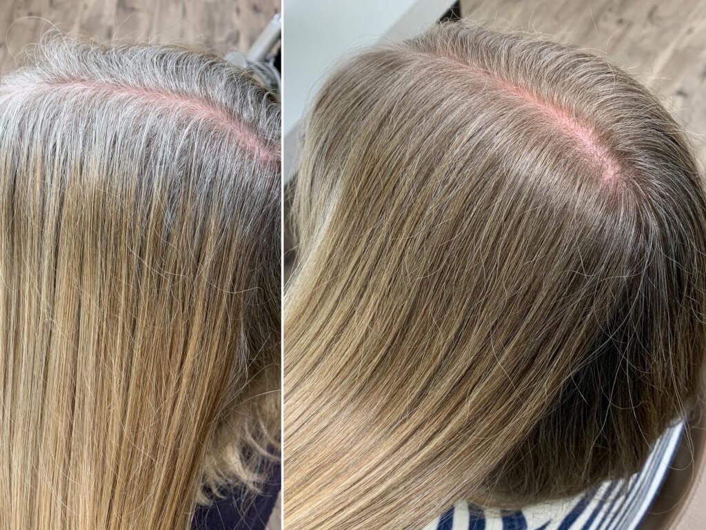 Strähnen verschiedene blondtöne Schönes Blond???